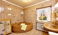 Marille Badezimmer