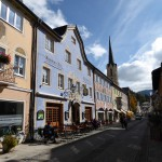 Historische Ludwigstrasse Partenkirchen